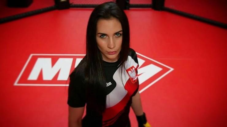 Zawodniczka Ankosu w UFC! Macedo wystąpi w Hamburgu
