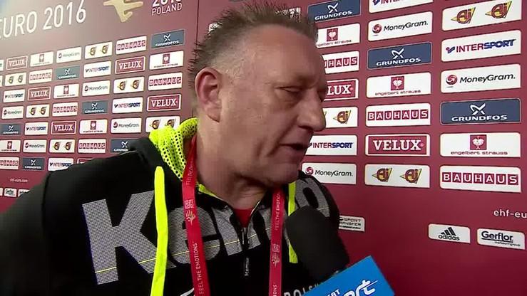 Biegler: W Polsce dałem z siebie wszystko...