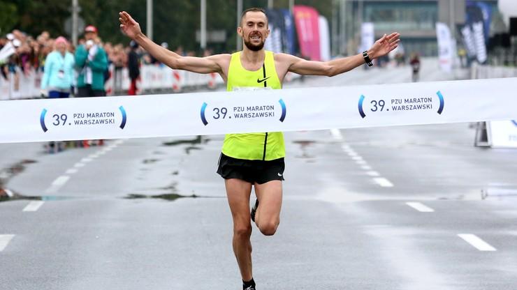 Zwycięzca Maratonu Warszawskiego: Celem podium mistrzostw Europy
