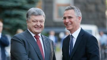 Stoltenberg: Rosja powinna wycofać swoje wojska z Ukrainy