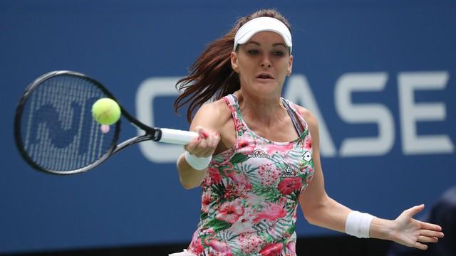US Open - Radwańska odpadła w trzeciej rundzie
