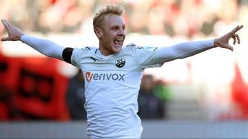 2016-12-03 Pierwszy gol Łukasika w barwach SV Sandhausen