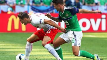 2016-06-12 Polska - Irlandia Północna: Krychowiak zawodnikiem meczu według UEFA!