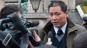 22-12-2015 06:03 Obrońca praw człowieka w Chinach skazany na trzy lata więzienia w zawieszeniu