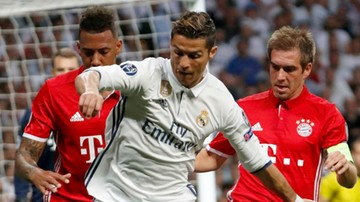 2017-04-18 Ronaldo katem Bayernu Monachium! Real Madryt w półfinale Ligi Mistrzów