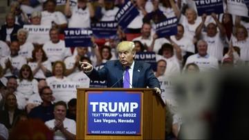 """23-02-2016 14:48 Trump zirytował się na uczestnika wiecu. """"Mam ochotę walnąć go w twarz!"""""""