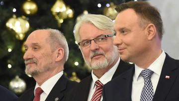 """09-01-2018 14:06 """"Wpływ na tę decyzję miał prezydent Duda"""". Rzeczniczka PiS o odwołaniu Macierewicza"""