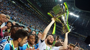2016-12-08 Gremio zdobywcą piłkarskiego Pucharu Brazylii