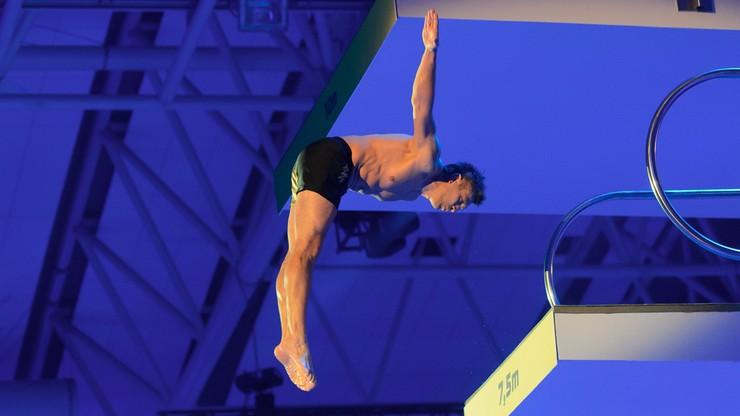 MŚ w pływaniu: Dominacja Chińczyków w skokach do wody