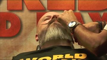 Przycinali wąsy, czesali brody. Święto w Szwecji