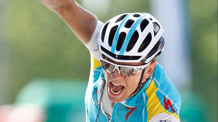 Abu Dhabi Tour: Kangert nowym liderem