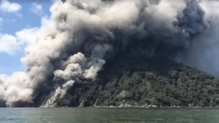 Budzą się wulkany na Filipinach. Seria 40 trzęsień ziemi w Kostaryce