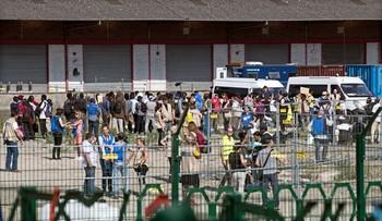 """11-07-2017 21:25 """"Coś przecież muszą z nami zrobić"""". Migranci koczujący w Paryżu liczą na pomoc władz"""