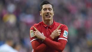 Na Lewego nie ma mocnych - znowu został najlepszym polskim piłkarzem