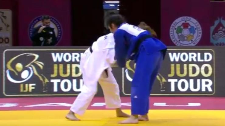 Kowalczyk na podium w Baku