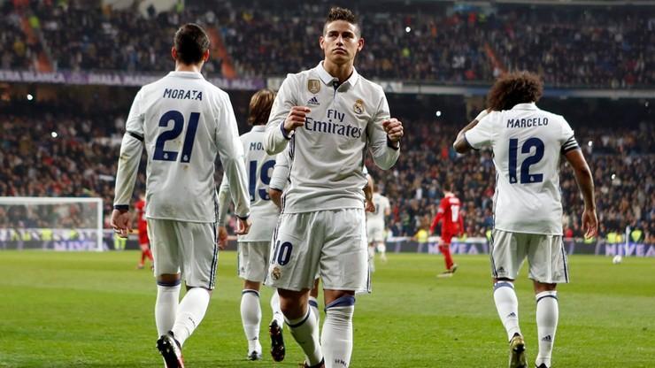 Puchar Króla: Real pewnie pokonał Sevillę. Nie grały największe gwiazdy