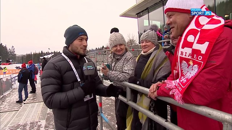 Kibice biathlonu ze Szczecina: Mamy u siebie wspaniałą Gubałówkę