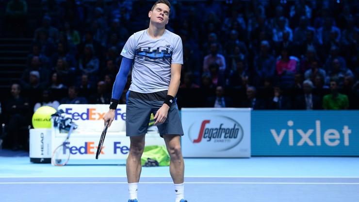 Raonic wycofał się z Masters! Zastąpi go Ferrer