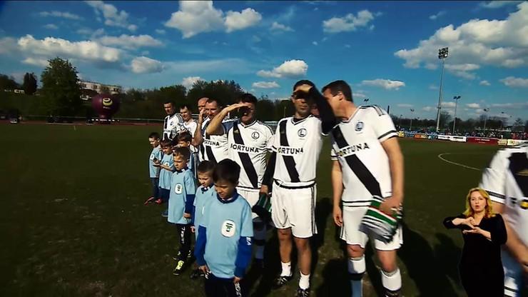 CF: Oto Legia z Ligi Mistrzów!