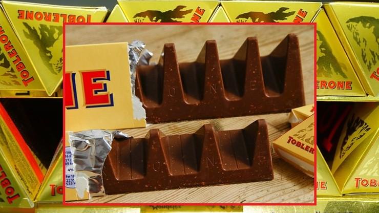 Odchudzone Toblerone. Internauci oburzeni