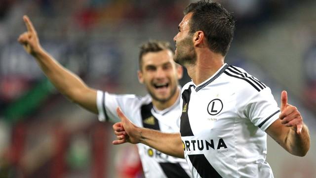 Piłkarska LE: Lech i Legia w walce o awans do fazy grupowej