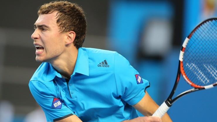 Ranking ATP: Awans Janowicza. Jest na... 97. miejscu