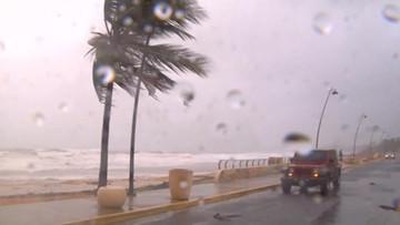 7 ofiar śmiertelnych huraganu Irma na Karaibach. Połowa mieszkańców Portoryko bez prądu