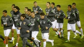 2016-11-01 El. MŚ 2018: Boliwia pozbawiona czterech punktów