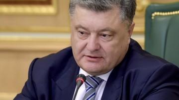 11-08-2016 16:32 Zaostrzenie stosunków na linii Kijów-Moskwa. Poroszenko chce rozmów z liderami światowymi