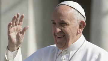 """07-05-2017 10:58 """"Proszę, nie bądźcie panami"""". Papież do nowo wyświęconych księży"""