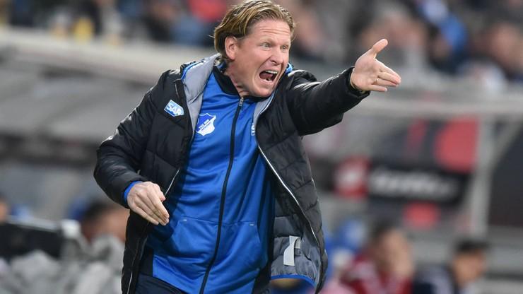 Hoffenheim rozstało się z trenerem Gisdolem