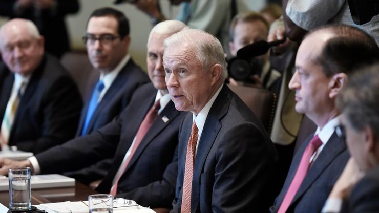 Prokurator generalny USA będzie zeznawał przed senacką komisją ds. wywiadu
