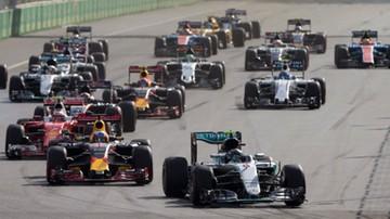 2016-06-19 GP Europy: Rosberg wygrał w Baku