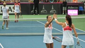 2015-10-21 Fed Cup: mecz Polek z Amerykankami na Hawajach!