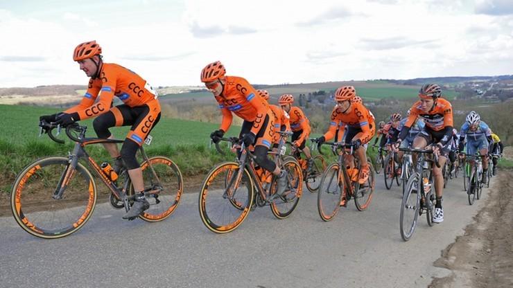 """Znamy skład """"pomarańczowych"""" na Tour of Croatia"""