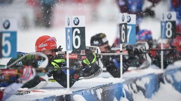 2017-12-10 PŚ w biathlonie: Norwegowie najlepsi w sztafecie, Polacy zdublowani