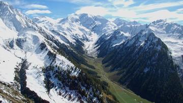 Lawina w austriackich Alpach. Cztery osoby nie żyją