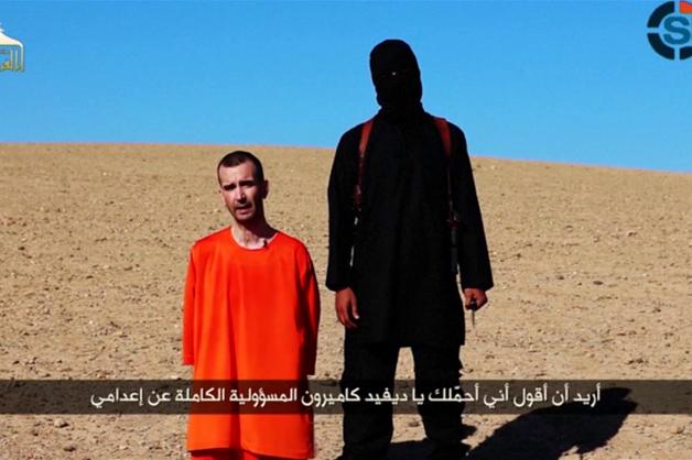 Brutalna egzekucja. Dżihadyści zabili brytyjskiego zakładnika
