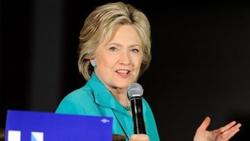 25-05-2016 18:49 Clinton złamała zasady używając prywatnej skrzynki mailowej