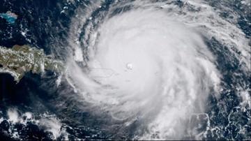 Irma sieje spustoszenie na Karaibach. Ekspert: huragany będą coraz silniejsze