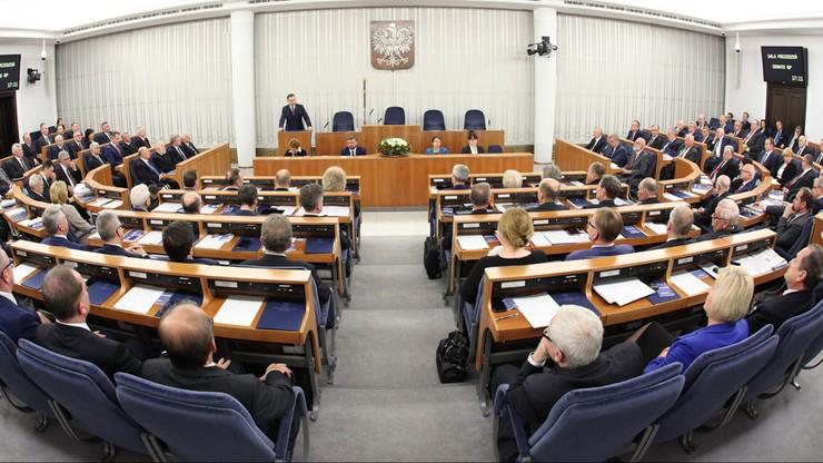Senacka komisja za nowelizacją ustawy o statusie sędziów Trybunału Konstytucyjnego