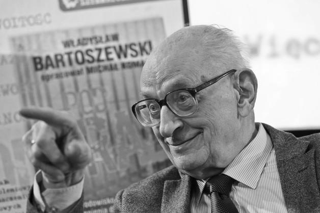 Dziś pogrzeb Władysława Bartoszewskiego