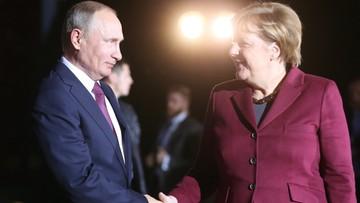 24-10-2016 10:30 Bardziej ufają Putinowi niż Merkel. Tak deklarują w Niemczech zwolennicy Lewicy oraz populistów