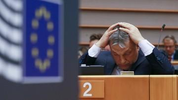 26-04-2017 18:55 Orban w ogniu krytyki w PE odrzuca oskarżenia europosłów i KE
