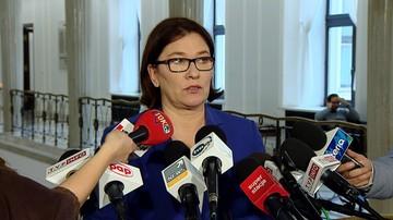 02-01-2017 21:44 Mazurek: 11 stycznia posłowie PiS będą na sali plenarnej Sejmu