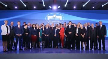 """17-11-2016 13:51 Schetyna na czele """"gabinetu cieni"""" PO"""