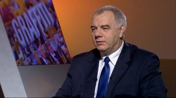 Jacek Sasin o decyzji prezydenta Dudy ws. ułaskawienia Mariusza Kamińskiego
