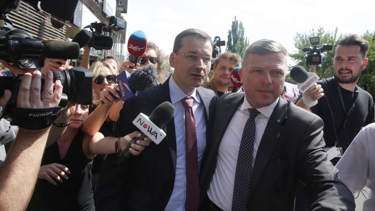 Morawiecki: deficyt budżetowy w 2017 r. może być niższy od planu nawet o ponad 10 mld zł