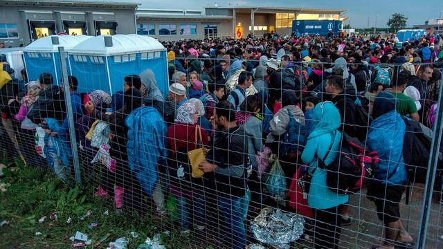 Władze Austrii zamknęły przejście na granicy z Węgrami