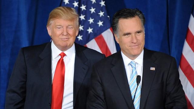 USA: Romney punktuje Trumpa i apeluje o zablokowanie jego nominacji